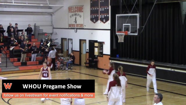 Bangor at Brewer - Girls - January 29...