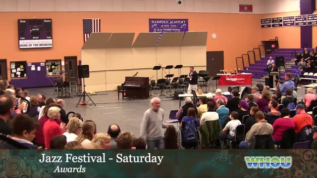 Jazz Festival 2014 Awards - Saturday ...