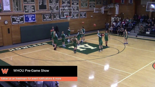 Schenck at PVHS - Girls - January 2, 2019