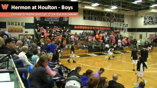 Hermon at Houlton - Boys