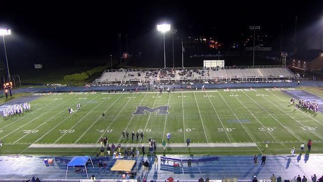 MCI vs. Leavitt Area High School - Class C Football State Championship
