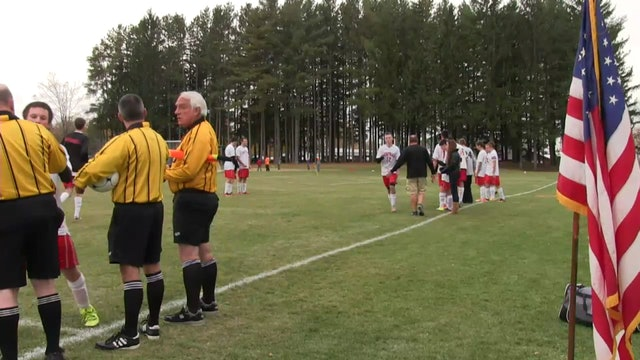 Houlton Boys Soccer vs Central - Quarterfinal
