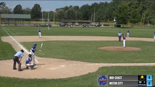 Motor City vs Mid Coast 19U 8/8/20