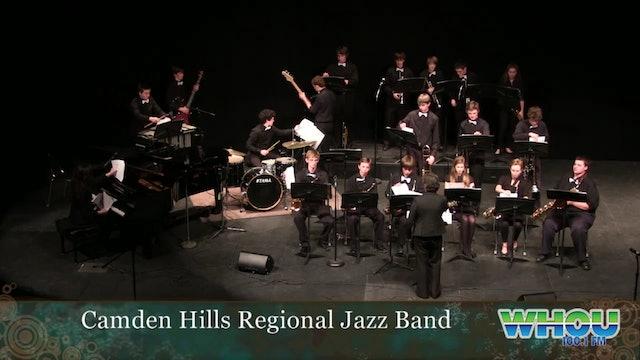 Camden Hills Regional Jazz Band