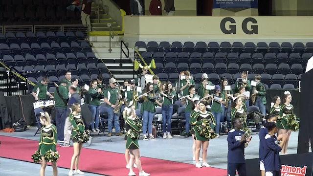 #37 Class AA Girls - North Finals Portland vs Oxford Hills - 2/22/20