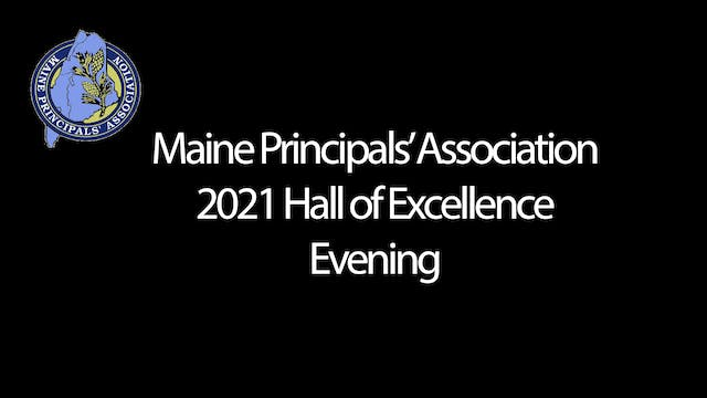 MPA 2021 Hall of Excellence Evening