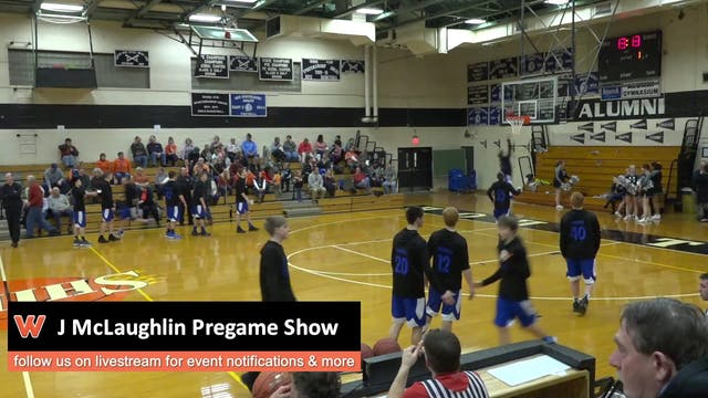 CAHS at Houlton - Boys - January 24, ...