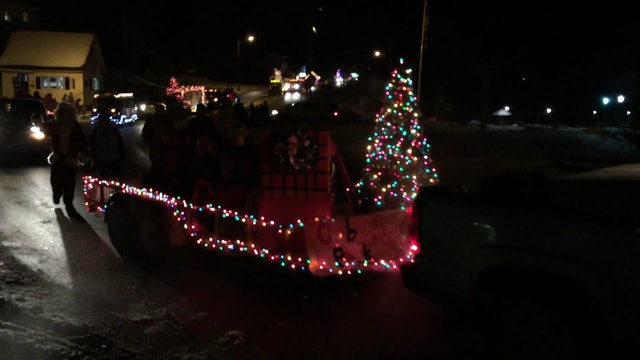 Houlton Light Parade 2014