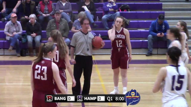 Bangor at Hampden Academy - Girls - 2...
