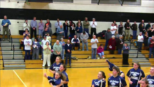 Presque Isle vs Houlton Girls 12/17/2012