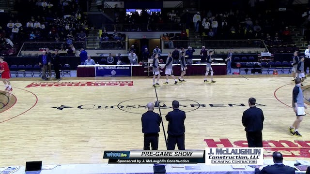 #34 Class B Boys- Maranacook vs. Well...