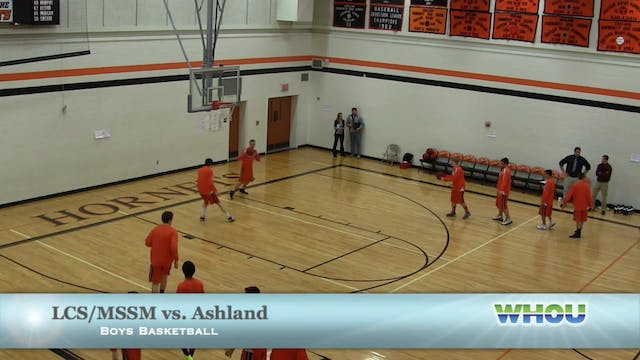 LCS/MSSM @ Ashland Boys and Girls 1/1...