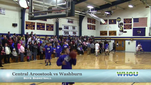 CAHS v Washburn Boys