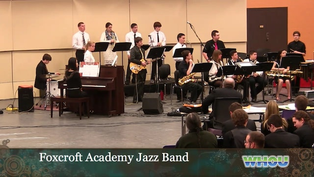 Foxcroft Academy Jazz Band
