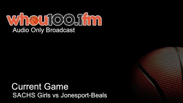 Bangor Tournament Coverage - Live Stats and Audio SACHS vs Jonseport-Beals Girls