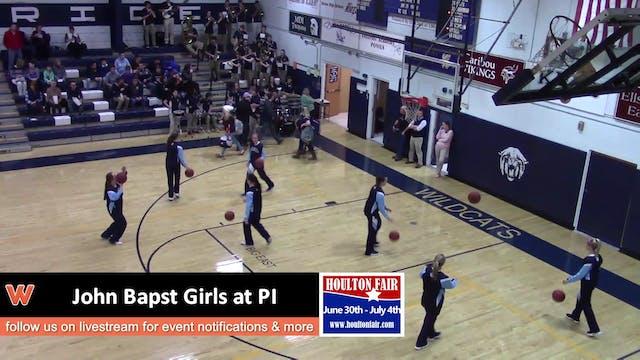 John Bapst Girls at PI 1-24-18