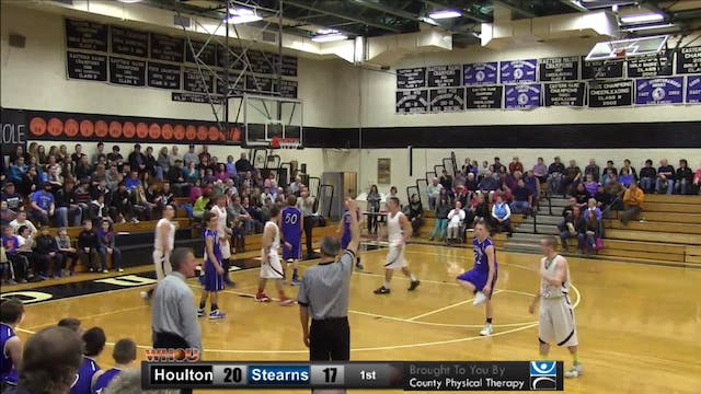 Stearns vs Houlton 1-13-2014