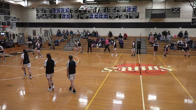 Orono Girls at Houlton 2/1/20