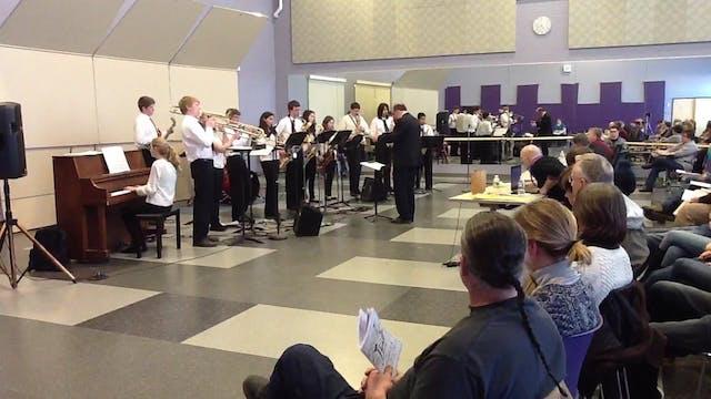 Falmouth HS Jazz Band Combo - Maine I...