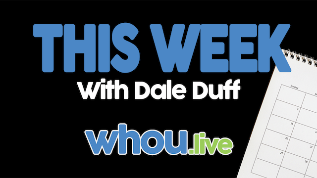 This Week with Dale Duff #1