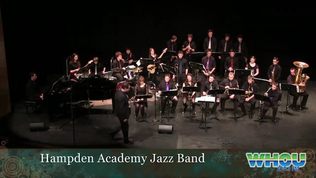 Hampden Academy Jazz Band