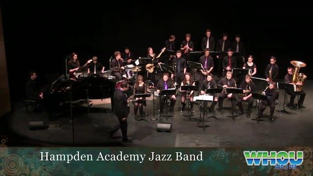 Hampden Academy Jazz Band