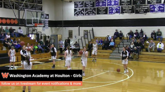 Washington Academy At Houlton - Girls