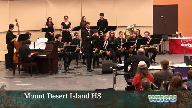 Mount Desert Island HS