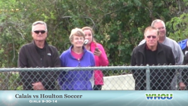Calais v Houlton Girls 9-30-14