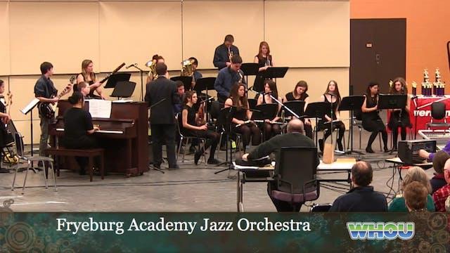 Fryeburg Academy Jazz Orchestra