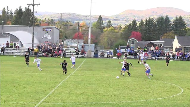 Boys Soccer - Houlton at Madawaska