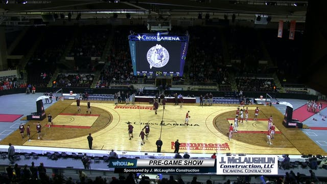 #28 Class AA Boys - South Semi-Finals...