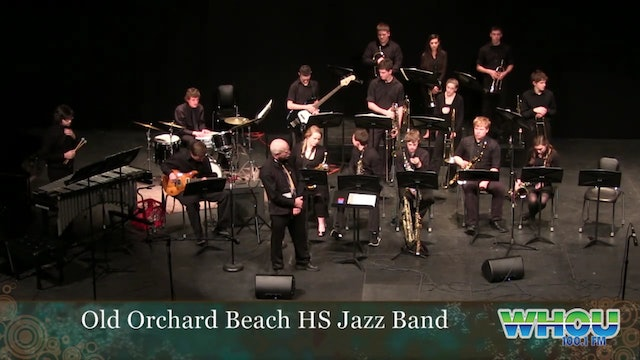 Old Orchard Beach HS Jazz Band