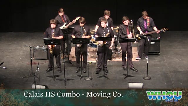 Calais HS Combo - Moving Co.