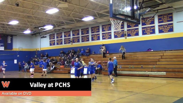 Valley at PCHS 1-29-18 Boys and Girls