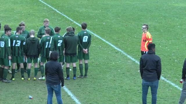 Calais Boys at Fort Kent - Soccer Prelim 10-26-2019