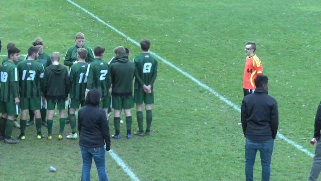 Calais Boys at Fort Kent - Soccer Pre...