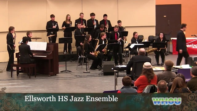 Ellsworth HS Jazz Ensemble