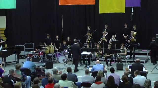 Hampden Academy Jazz Band 2013