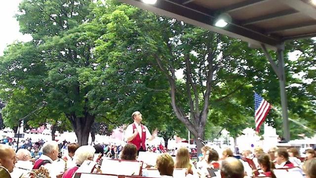 McGill's Concert 8/9/2012