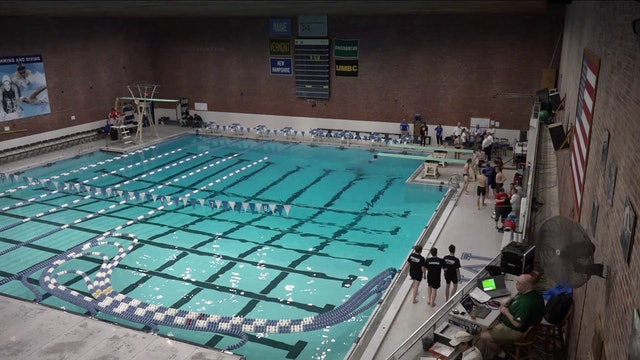 MPA Swim Championships Class A Boys - UMO 2/15/20