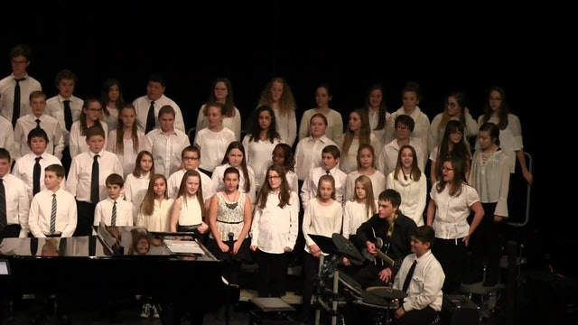 2017 All-Aroostook Choral Festival