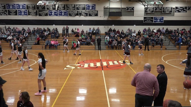 Foxcroft Academy Girls at Houlton 2/11/20