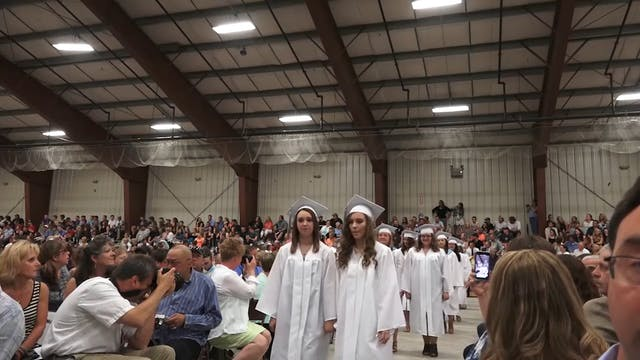 Houlton Graduation 2017 - web