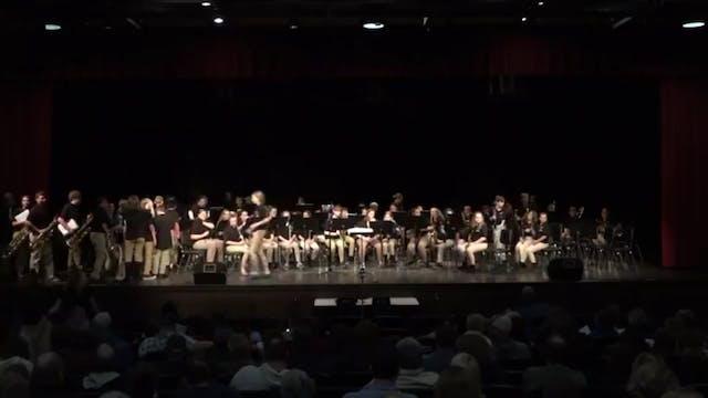 Houlton Band Concert