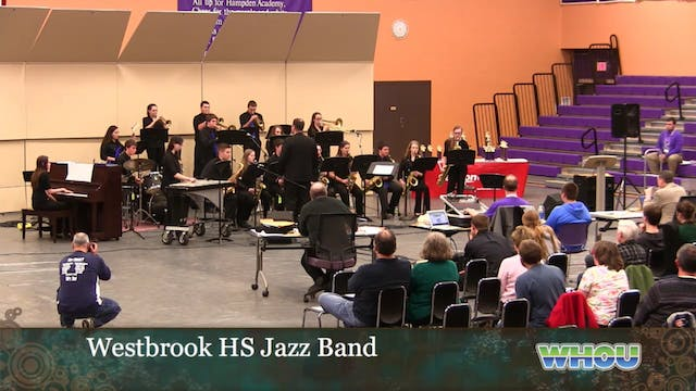 Westbrook HS Jazz Band