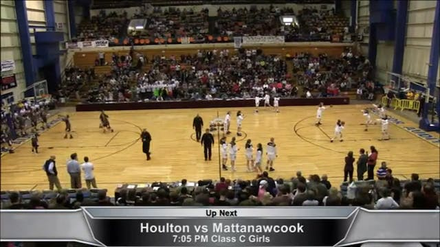 Houlton VS Mattanawcook Girls Quarter...