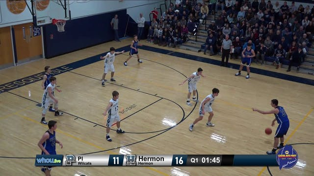 Hermon Boys at PI 1/11/20
