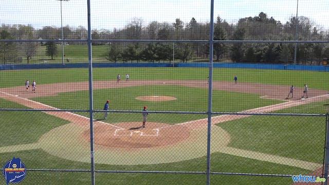 Messalonskee at Bangor JV Baseball 4-...