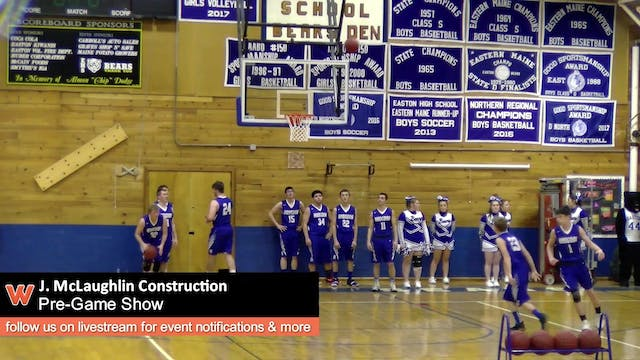 Hodgdon at Easton - Boys - December 1...